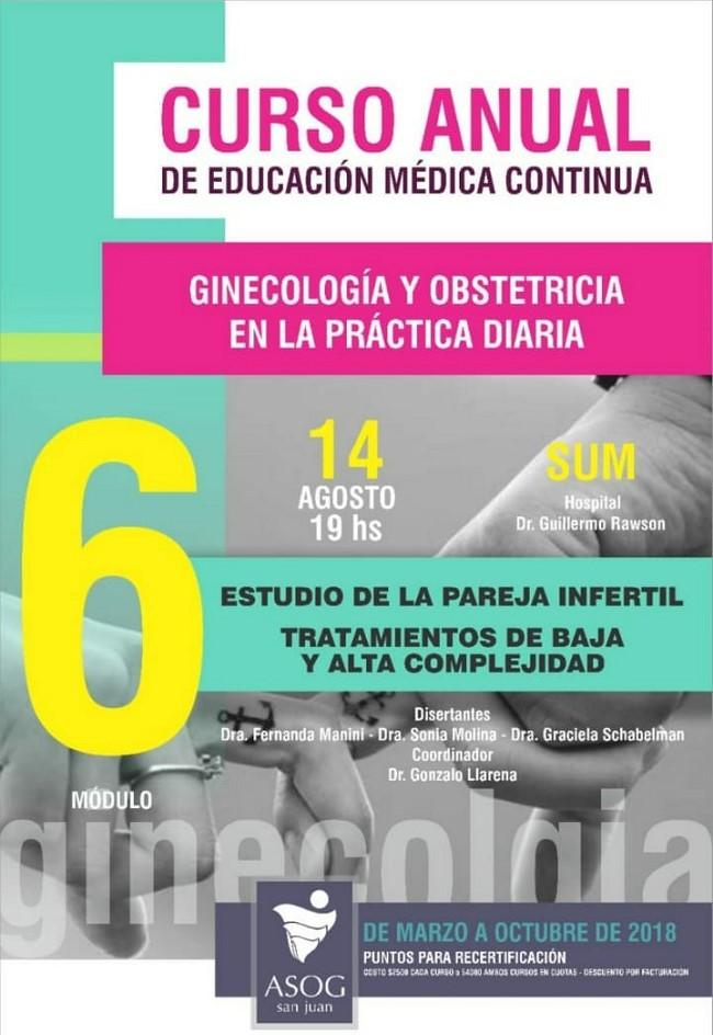 Curso Anual de Educación Médica Continua (Asociación de Ginecología ...
