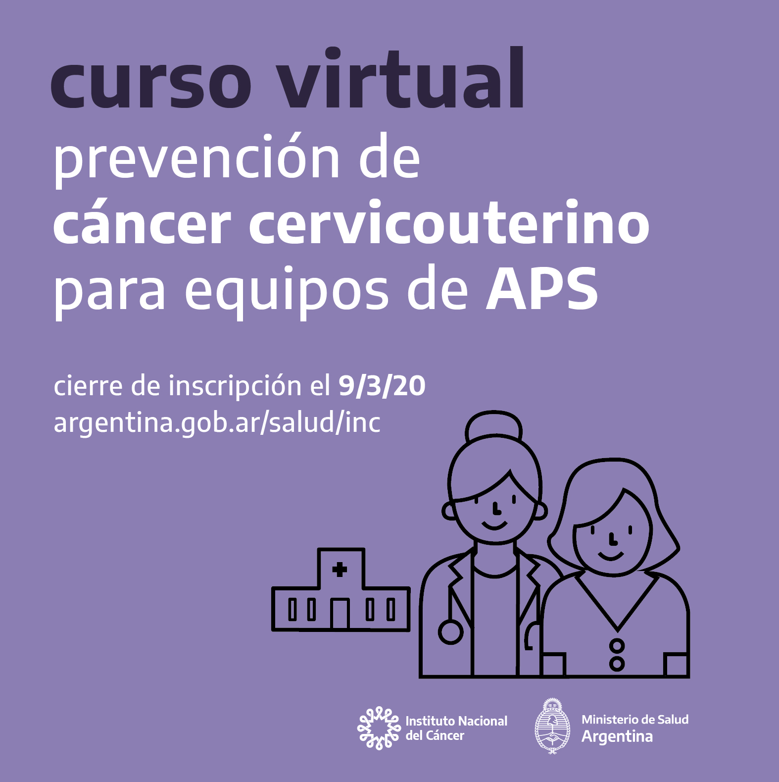 Curso Prevencion Cancer Cervicouterino