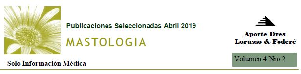 Mastologia vol 4 nro 2 Abril 2019-2
